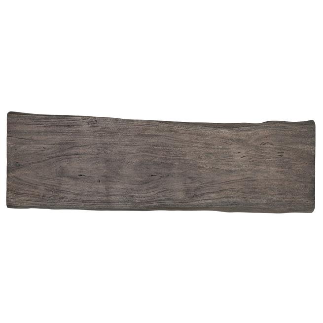 Richmond Sidetable 'Tuxedo' Acaciahout en Staal, 140cm