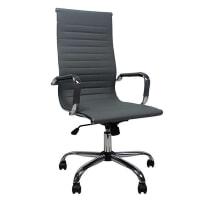 Bureaustoel 'Big Chief' kleur grijs