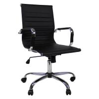 Bureaustoel 'Small Chief', kleur zwart