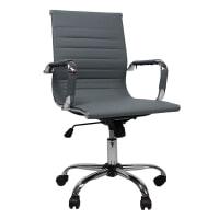 Bureaustoel 'Small Chief', kleur grijs