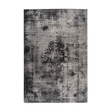 Kayoom Vloerkleed 'Vintage 8403' kleur grijs, 160 x 230cm