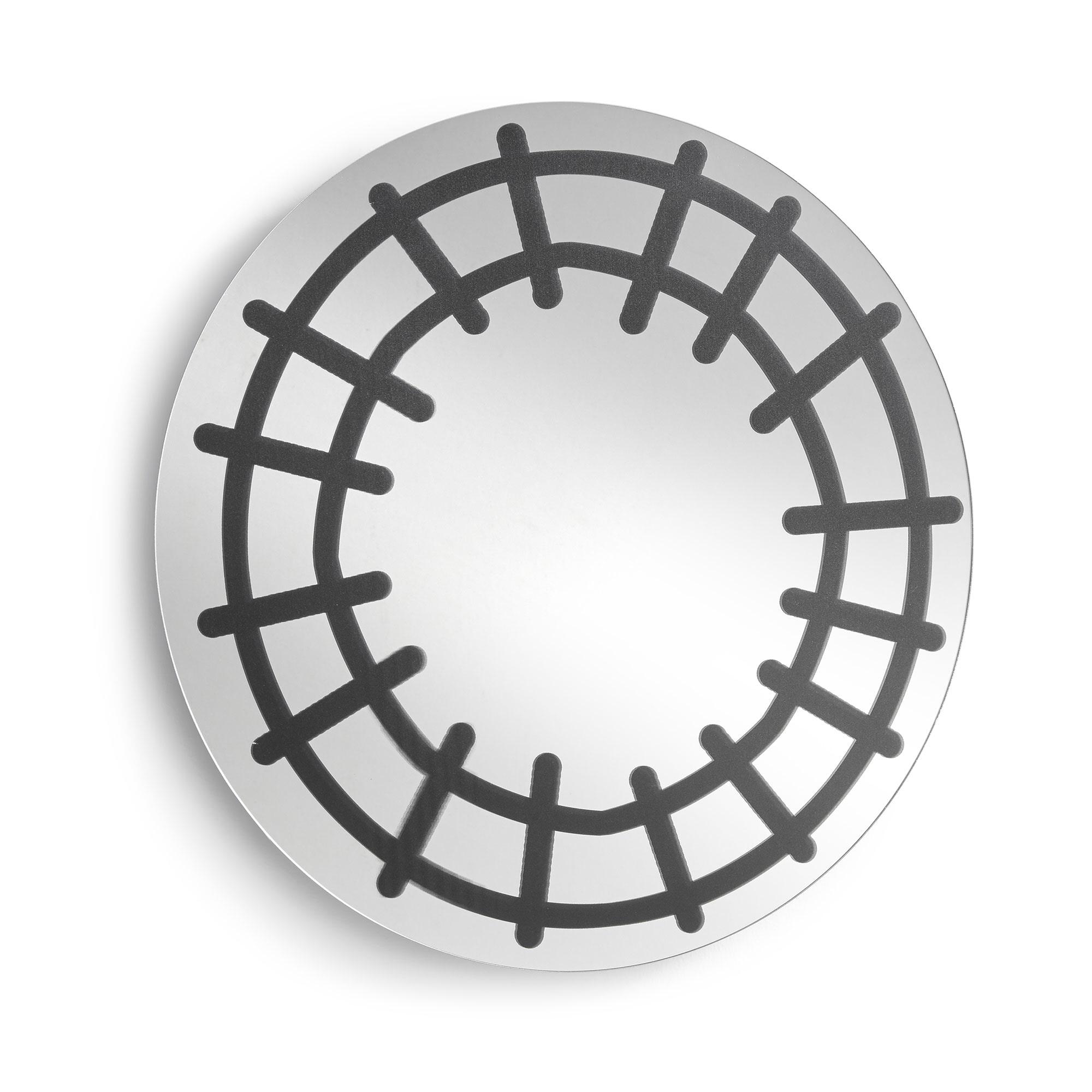 Kave Home Spiegel 'Chatwin' 50cm Woonaccessoires | Spiegels vergelijken doe je het voordeligst hier bij Meubelpartner
