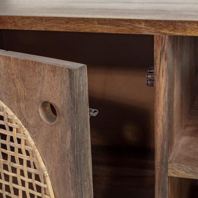 Kave Home TV-meubel 'Geraldine' 120cm