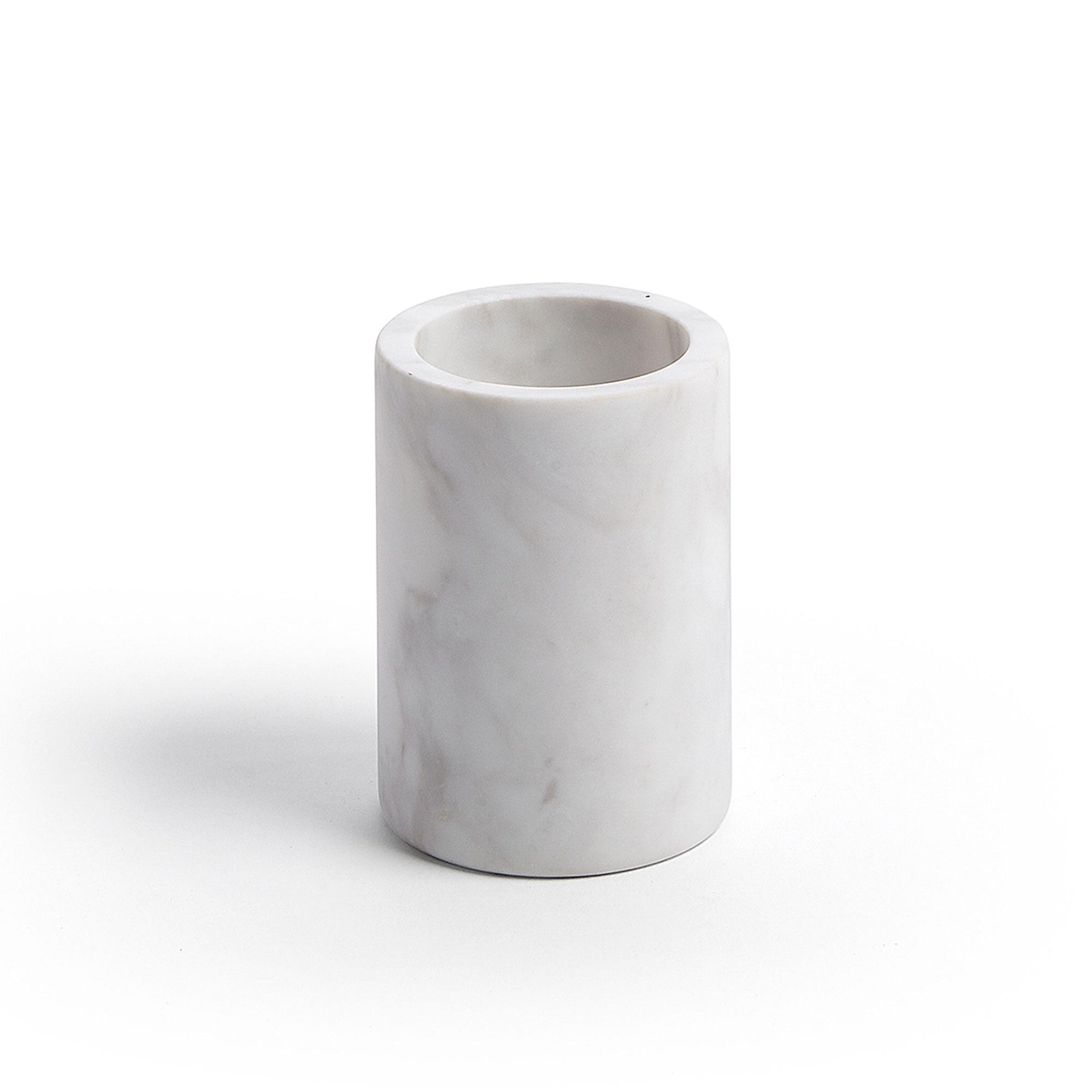 Kave Home Beker 'Almond' kleur Wit