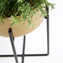 Kave Home Plantenstandaard 'Berthille' kleur Koper