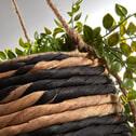 Kave Home Hangende Bloempot 'Henrich' kleur Naturel