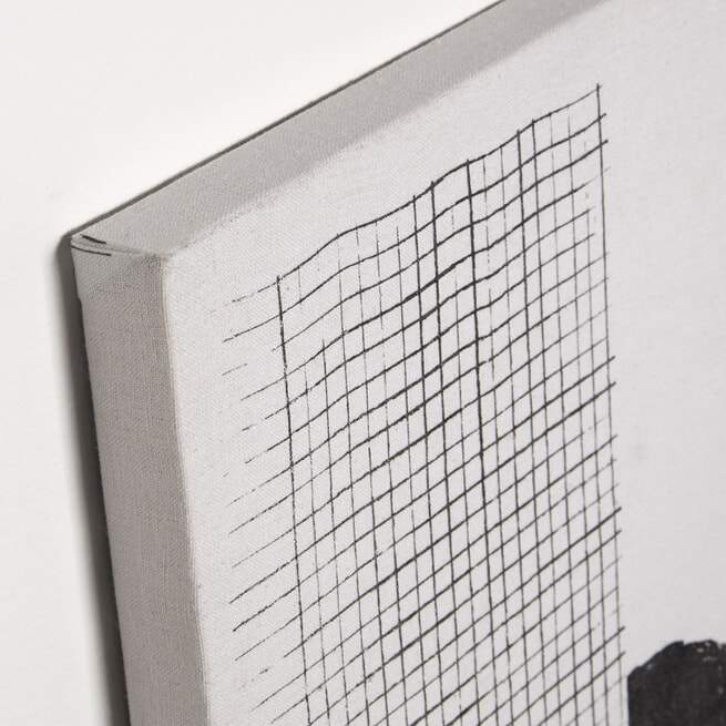 Kave Home Schilderij 'Prism' 40 x 30cm