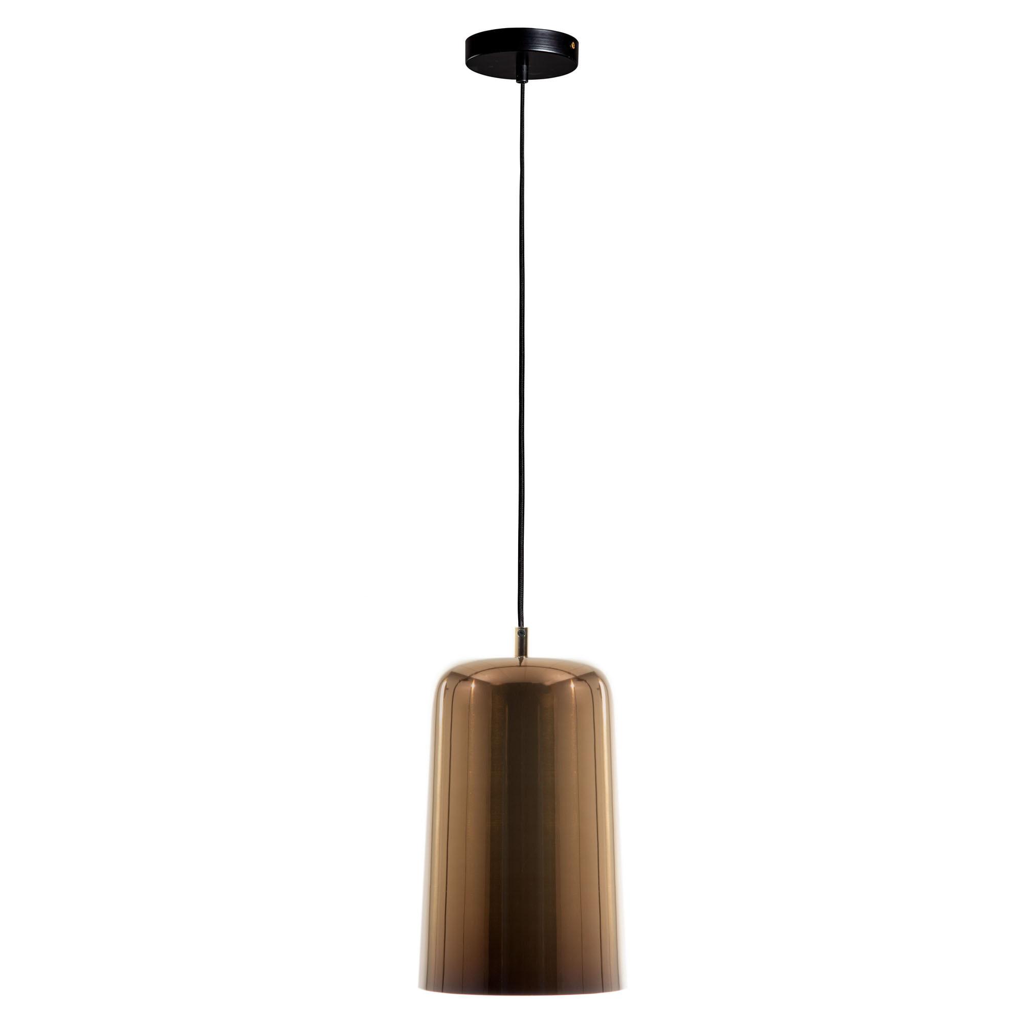 Kave Home Hanglamp 'Anina', kleur Koper