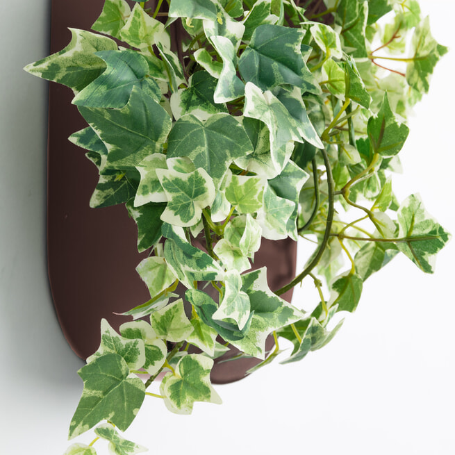Kave Home Plantenrek 'Aldina', kleur Bruin