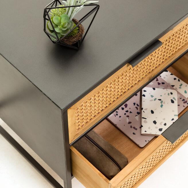 Kave Home Nachtkastje 'Kyoko' 38 x 50cm