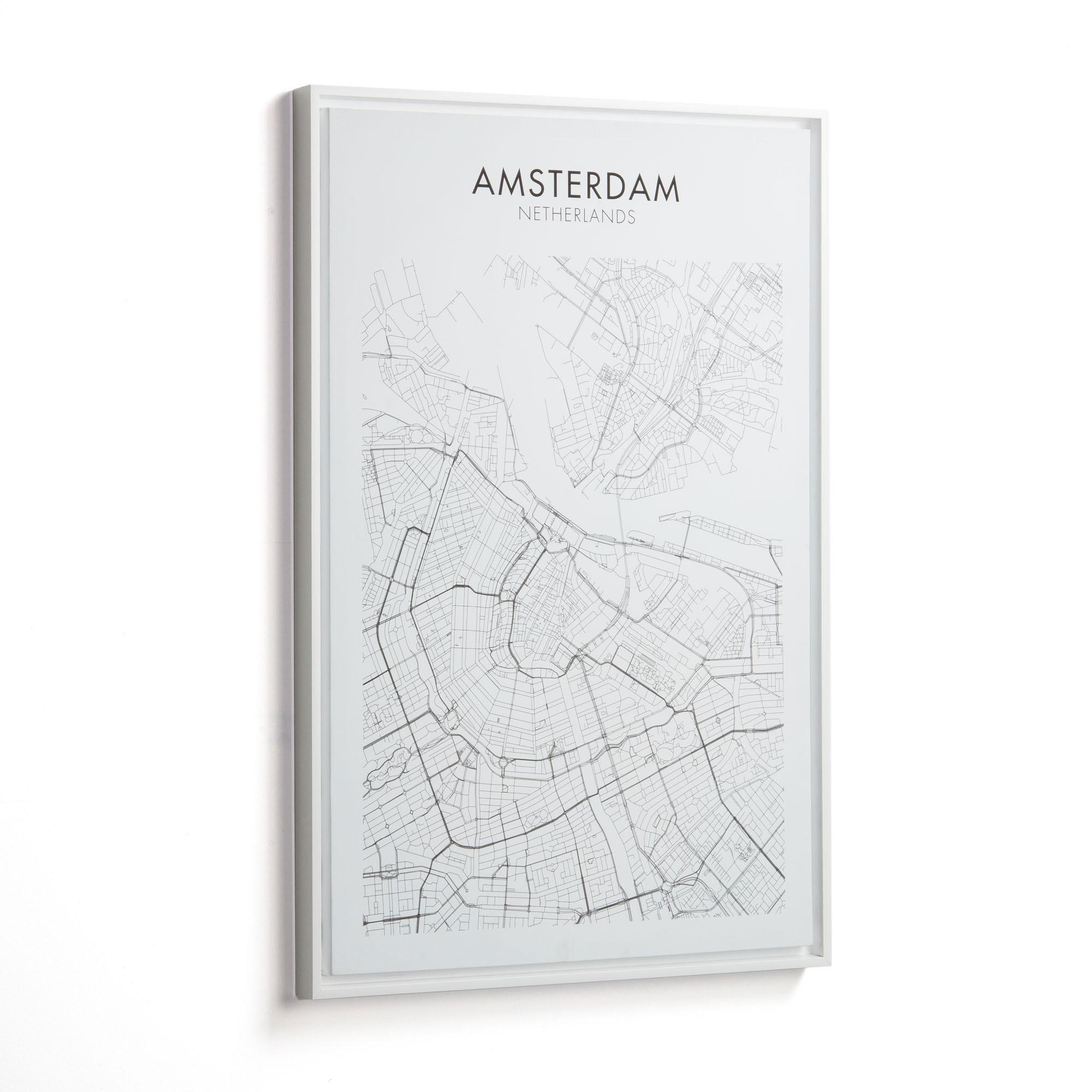 Kave Home Wandpaneel 'Uptown' Amsterdam