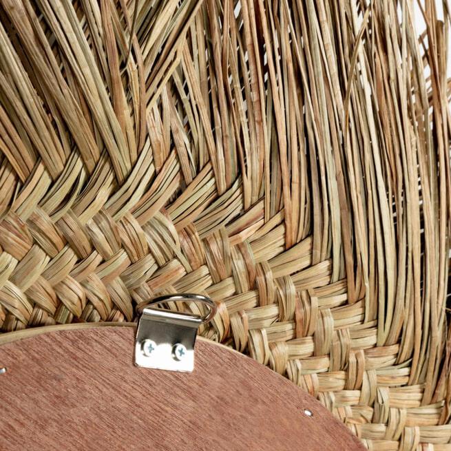 Kave Home Ronde Spiegel 'Rumer' 72cm