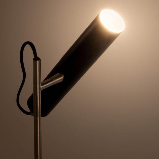 Kave Home Tafellamp 'Maude', kleur Zwart