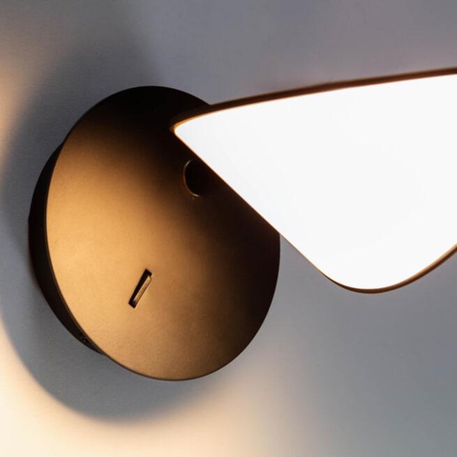 Kave Home Wandlamp 'Veleira'