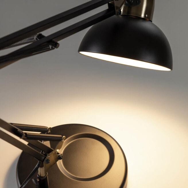 Kave Home Tafellamp 'Kristine'