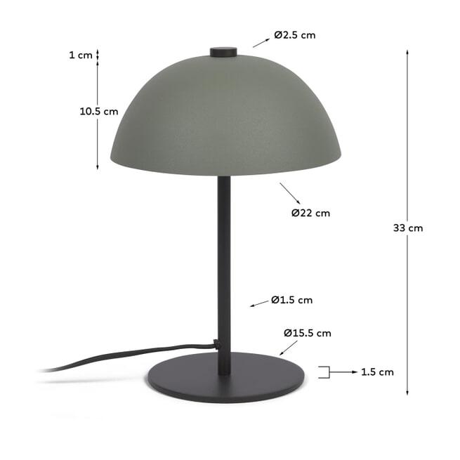 Kave Home Tafellamp 'Aleyla'