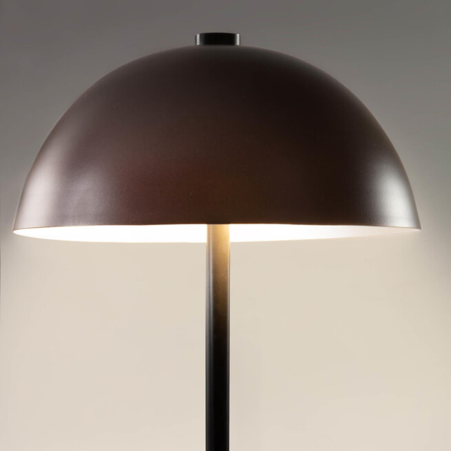 Kave Home Tafellamp 'Aleyla', 33cm