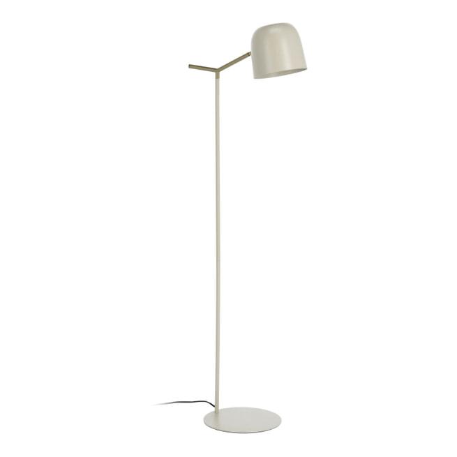 Kave Home Vloerlamp 'Alish', kleur Beige