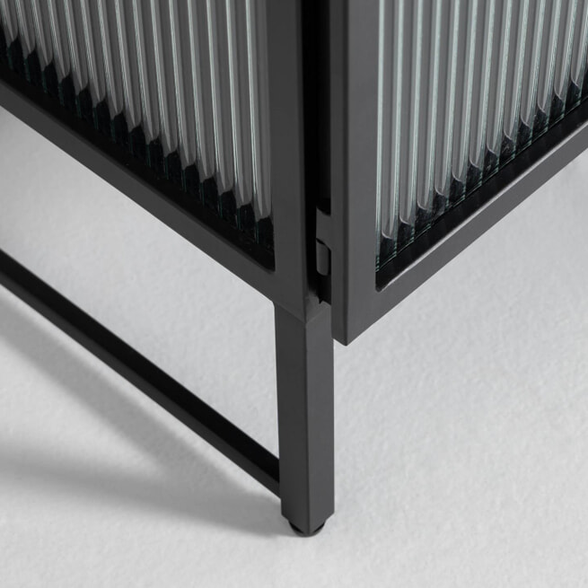 Kave Home Vitrinekast 'Trixie' 143 x 70cm