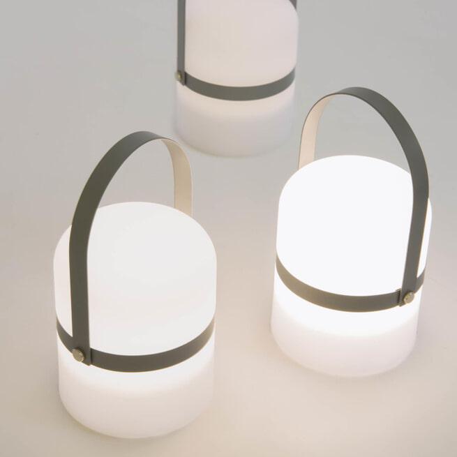 Kave Home Tafellamp 'Janvir' 12 x 10cm