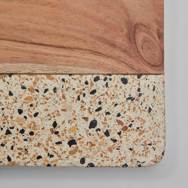 Kave Home Dienblad 'Verna' 30 x 20cm