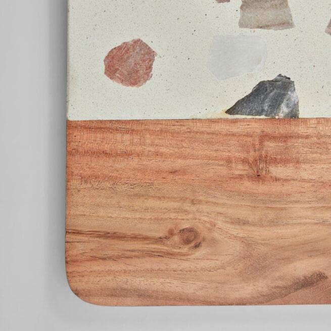 Kave Home Dienblad 'Temira' 20 x 30cm