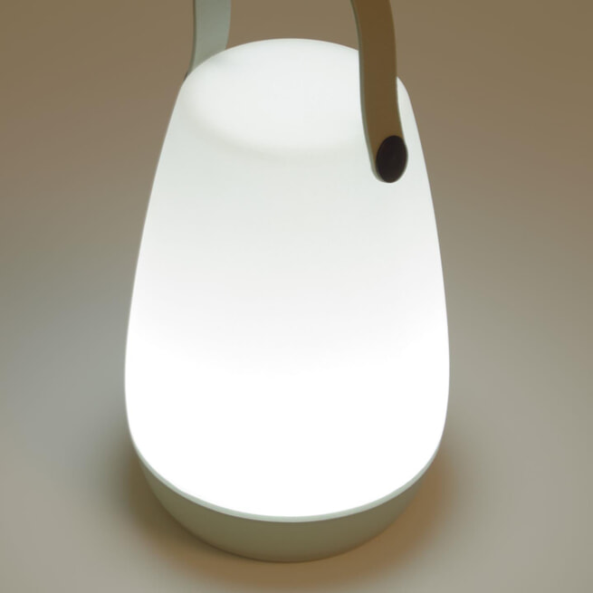 Kave Home Tafellamp 'Dianela', kleur Grijs