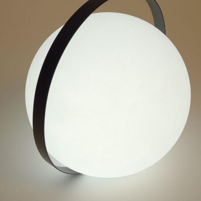 Kave Home Tafellamp 'Dinesh', kleur Wit