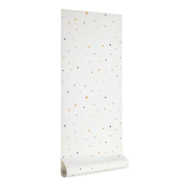 Kave Home Behang 'Miris', 100 x 53cm, kleur Meerkleurig