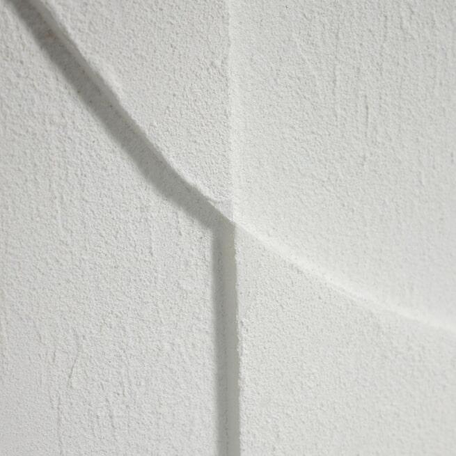 Kave Home Wandpaneel 'Brunella' 32 x 42cm, set van 2