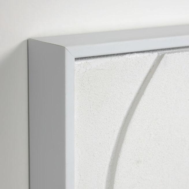 Kave Home Wandpaneel 'Beija' 32 x 42cm, set van 2