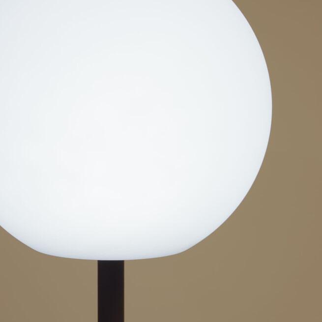 Kave Home Vloerlamp 'Dinesh', 155cm, kleur Wit