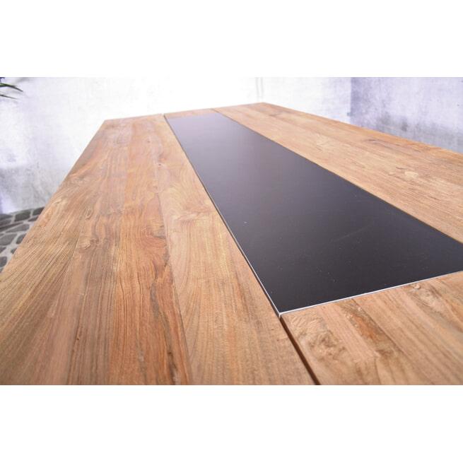 SenS-Line Tuintafel 'Arizona' 240 x 100cm, teakhout