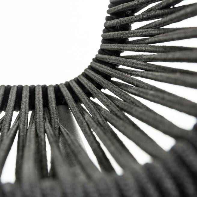 Kave Home Tuinstoel 'Lambton', kleur Zwart