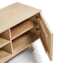 Kave Home TV-meubel 'Seleb', kleur Naturel