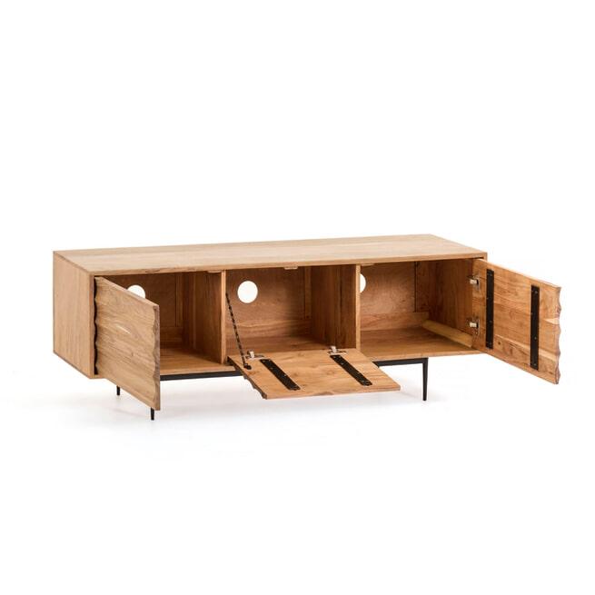 Kave Home TV-meubel 'Delsie' 147cm