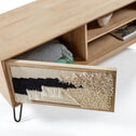 Kave Home TV-meubel 'Kentwood' 120cm