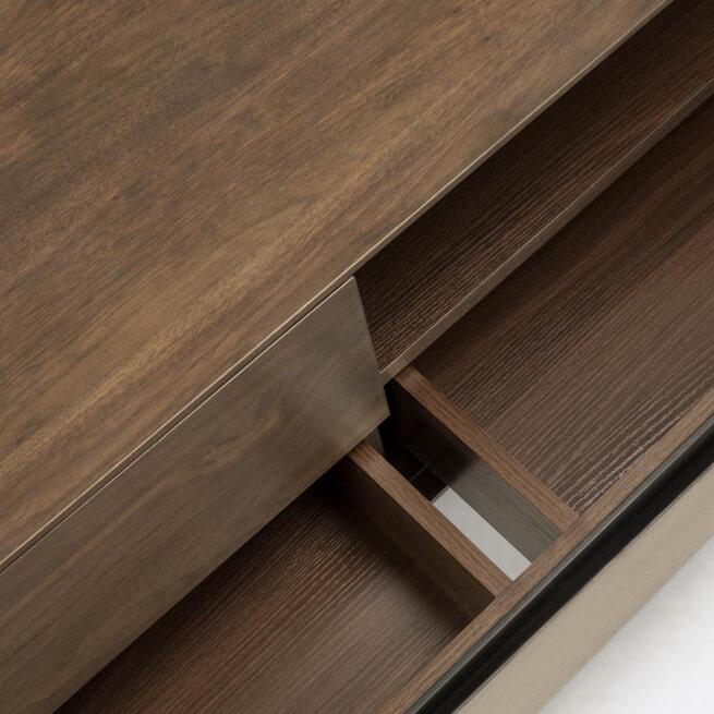 Kave Home TV-meubel 'Cutt' 180cm