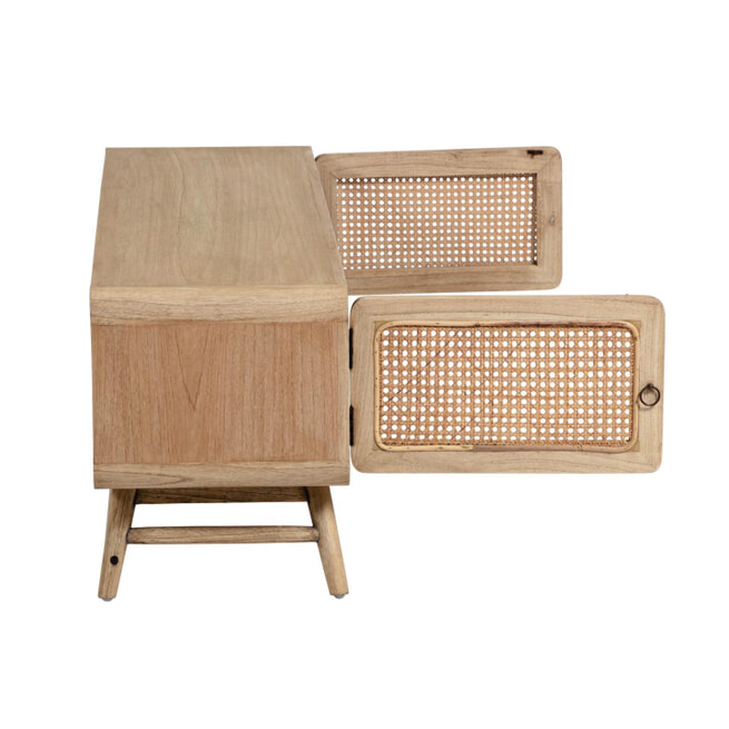 Kave Home TV-meubel 'Nalu' 150cm