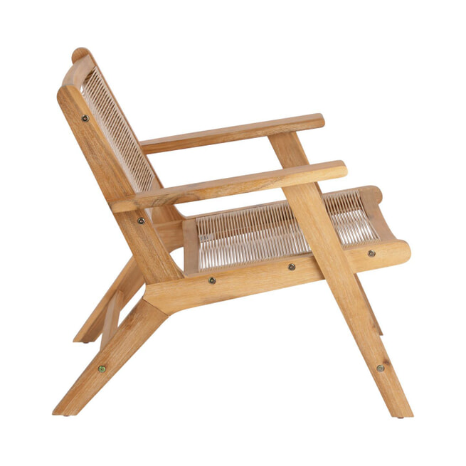 Kave Home Fauteuil 'Geralda'