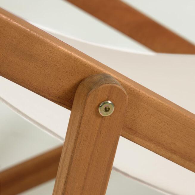 Kave Home Inklapbare stoel 'Adredna'
