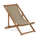 Kave Home Inklapbare stoel 'Adredna', kleur Groen