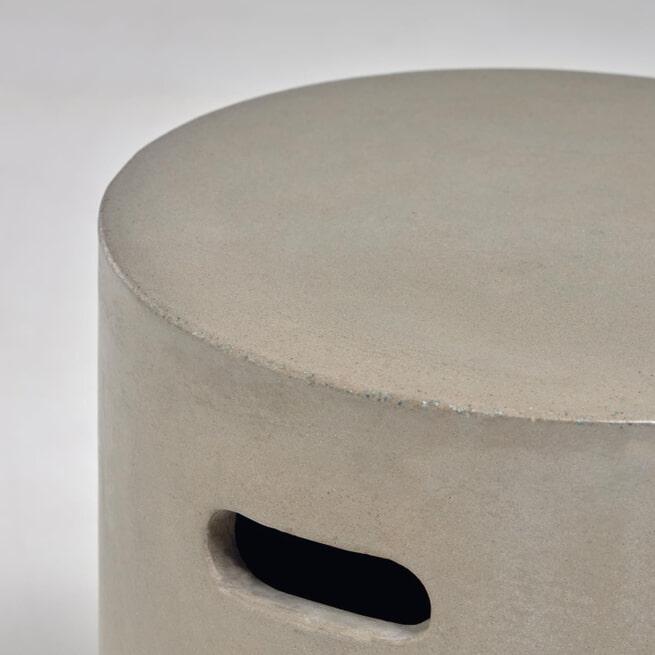 Kave Home Bijzettafel 'Jenell' 35cm