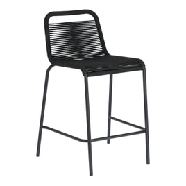 Kave Home Outdoor Barstoel 'Lambton' (zithoogte 62cm)