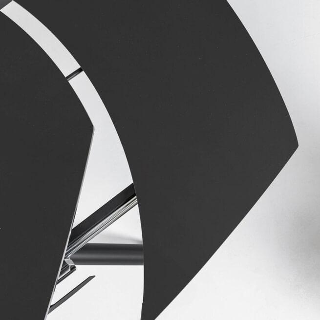 Kave Home Uitschuifbare Eettafel 'Yodalia' 130-190 x 100cm