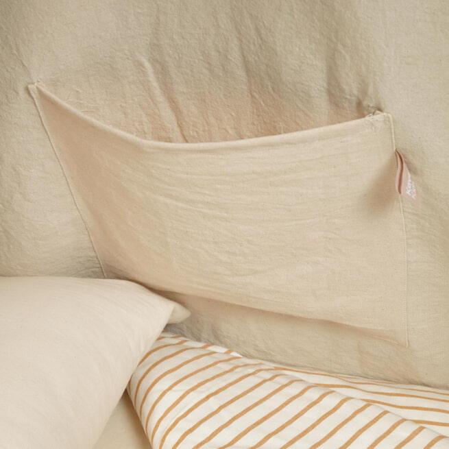 Kave Home Tipi doek 'Maralis' kleur Beige