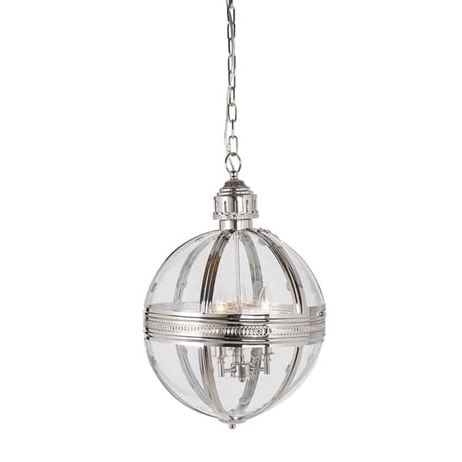 Richmond Hanglamp 'Chloe' kleur Zilver