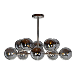 Richmond Hanglamp 'Riley', kleur Zilver