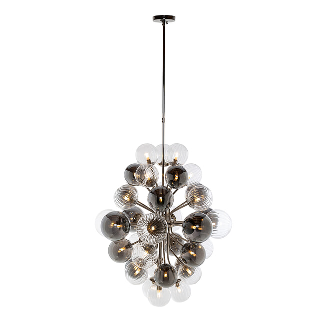 Richmond Hanglamp 'Benzo' Glas