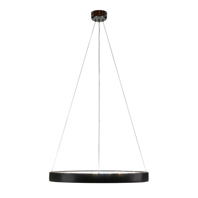 Richmond Hanglamp 'Denzel', Hout/Kristal